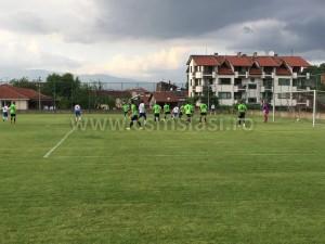 CSMS Iași - Amkar Perm, 1-1