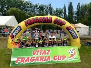CSMS Iași - Fragaria Cup