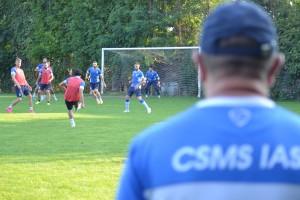 Antrenament CSMS Iași