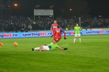 Golubovic marchează împotriva Stelei