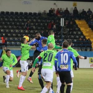 FC Viitorul - CSMS Iași