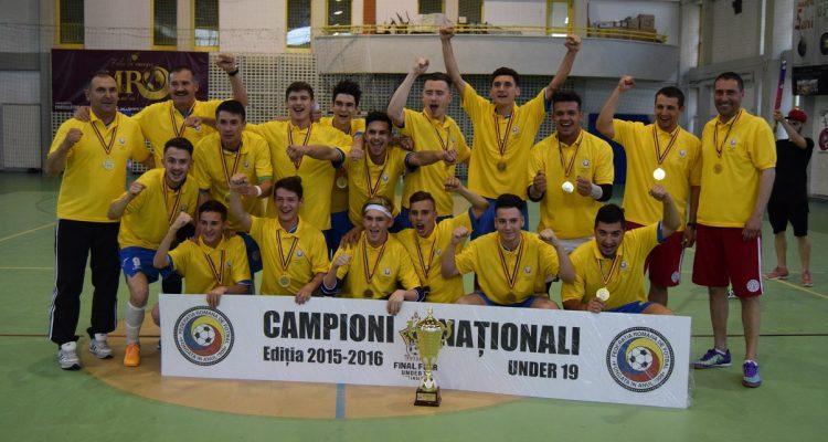 CSMS futsal under 19