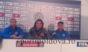 Conferință CSMS - FC Botoșani