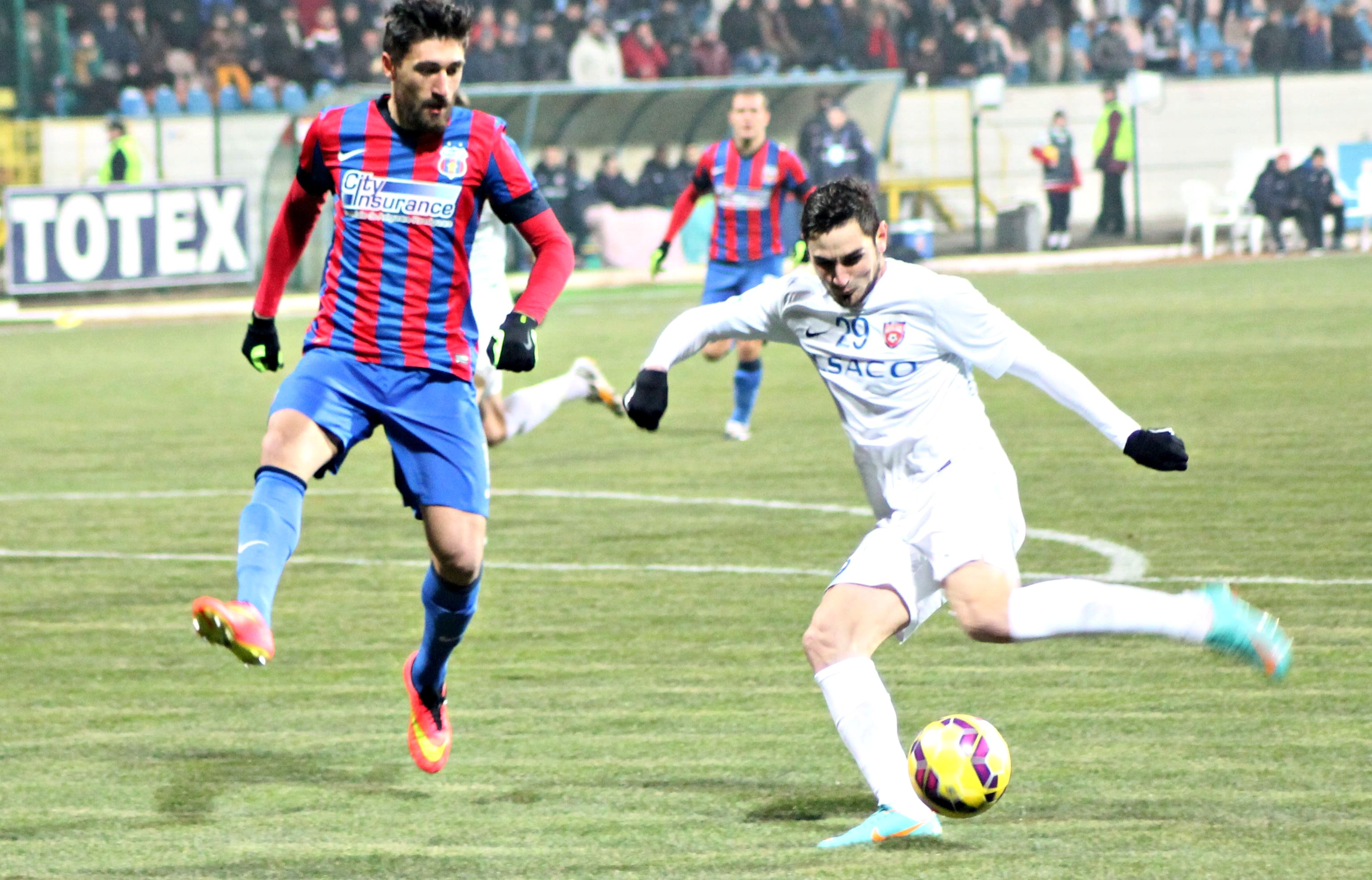 FC Botoșani - Steaua
