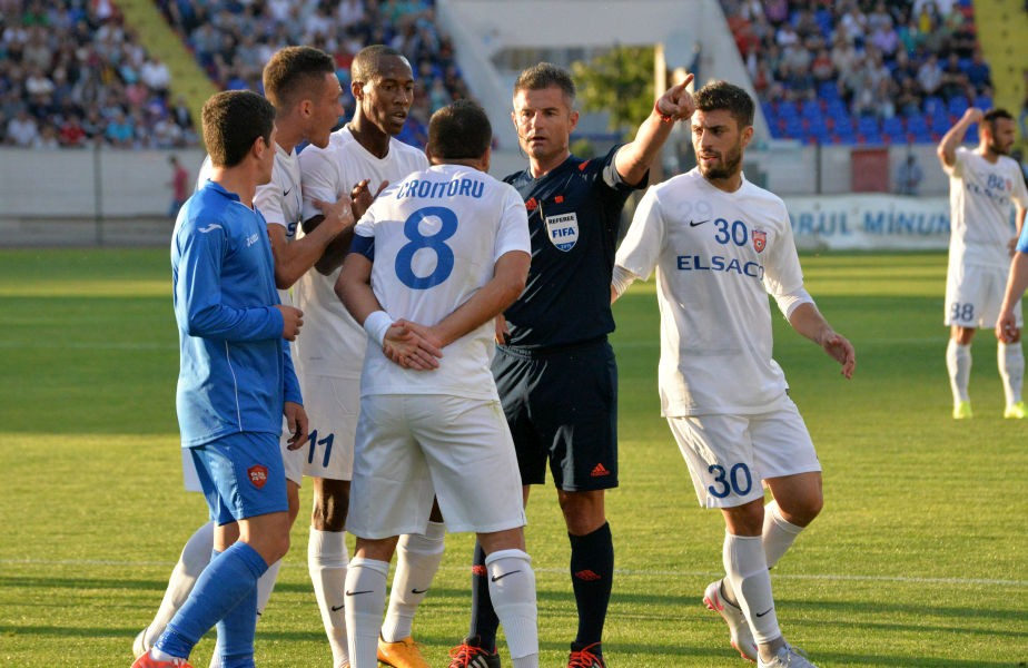 FC Botoșani - Spartaki