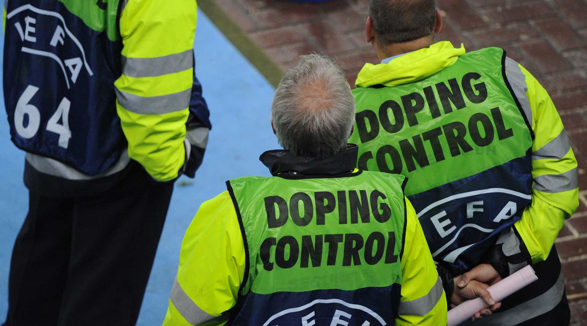 Control doping