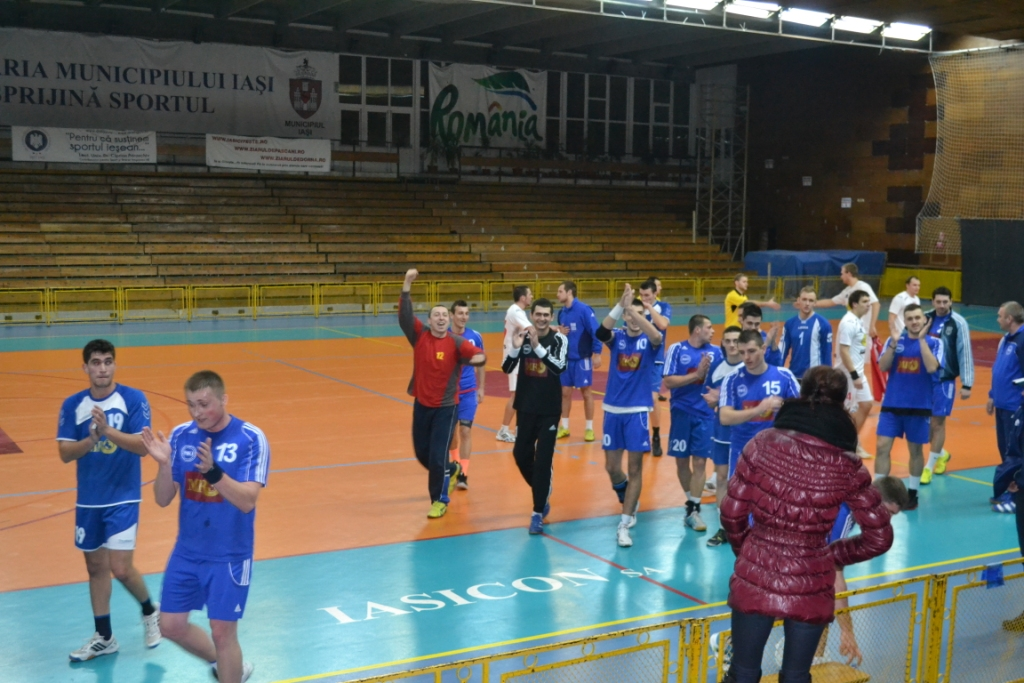 Politehnica Iași handbal