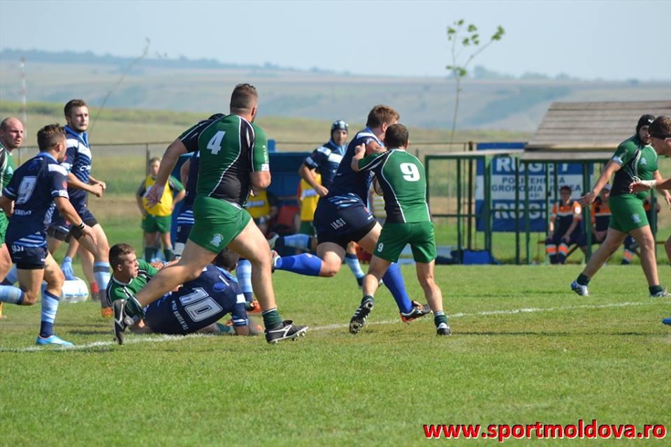 Poli Unirea - rugby