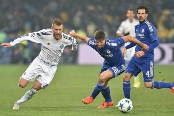 Dinamo Kiev Chelsea
